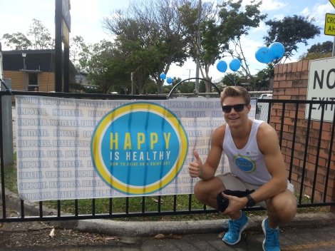 Happy Is Healthy Expo 2014